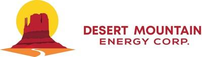 Desert Mountain Energy Corp. Logo (CNW Group/Desert Mountain Energy Corp.)