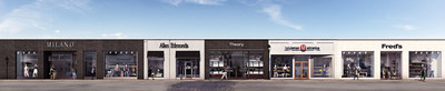 American Eagle's new store address at 69-97 Main Street in Westport, Conn.