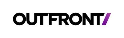 OUTFRONT Media Logo. (PRNewsFoto/OUTFRONT Media Inc.)