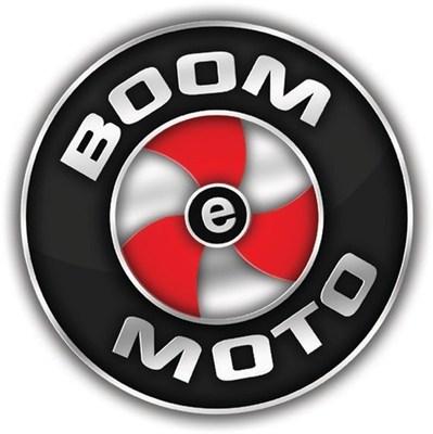 BOOM! Moto logo