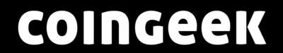 CoinGeek Logo Black White
