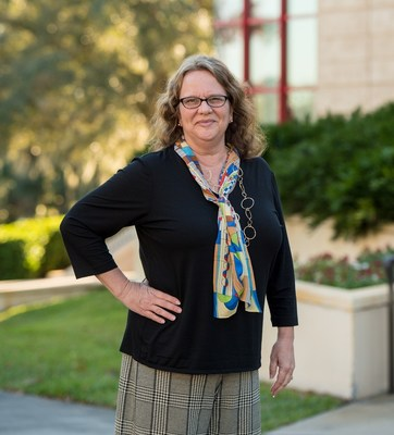 Dr. Sara Fletcher Harding, Dean, School of Arts and Sciences, Florida Southern College. Courtesy Florida Southern College