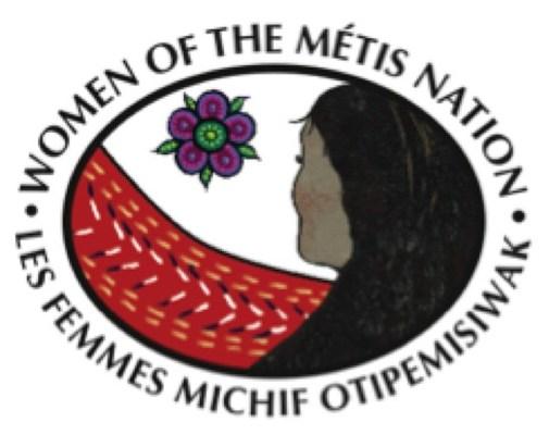 Les Femmes Michif Otipemisiwak (LFMO) / Women of the Métis Nation Logo (CNW Group/Les Femmes Michif Otipemisiwak)