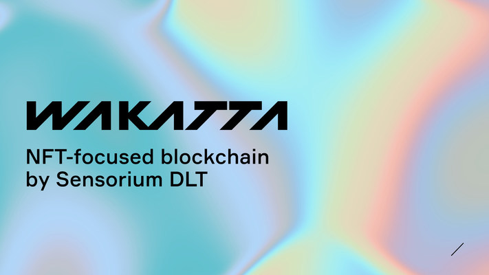 Wakatta - NFT-focused blockchain for the entertainment industry